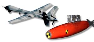 BRU71 MQ9 UAV